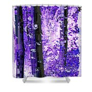 Aspen Grove 5 Shower Curtain