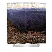 Aspen Highlands Shower Curtain