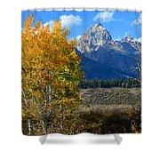 Aspen Peaks Shower Curtain