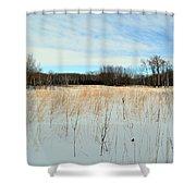 Aspen Prairie 2 Shower Curtain