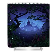Aspiria Shower Curtain