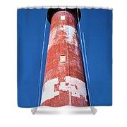 Assateague Lighthouse 2 Shower Curtain
