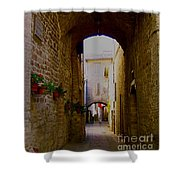 Assisi Walkway Shower Curtain