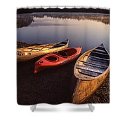 At Daybreak Shower Curtain