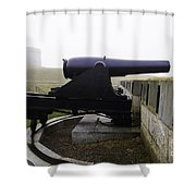At Fort Trumbull Shower Curtain