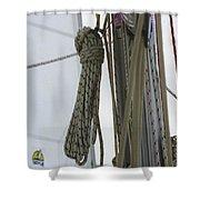 At Sail Shower Curtain