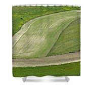 Parko Nazionale Dei Monti Sibillini, Italy 6 Shower Curtain