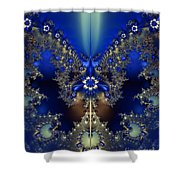 At Twilight Shower Curtain