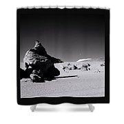 Atacama Desert Shower Curtain