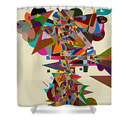 Atherton Shower Curtain
