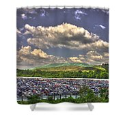 Atlanta Leftovers  Shower Curtain
