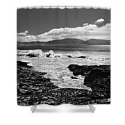 Atlantic Coast / Donegal Shower Curtain
