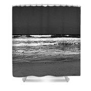 Atlantic Shore Shower Curtain