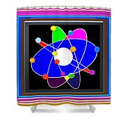 Atom Science Progress Buy Faa Print Products Or Down Load For Self Printing Navin Joshi Rights Manag Shower Curtain