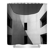 Atrium Bw Palm Springs Shower Curtain