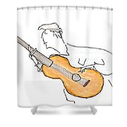Attention To Detail Shower Curtain