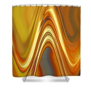 Atychiphobia Shower Curtain