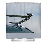Auburn 1935-36 Goddess Shower Curtain