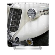 Auburn 851/852 Speedster Shower Curtain