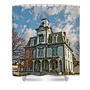 Auburn Home 0075 Shower Curtain