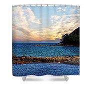 Auckland 3 Shower Curtain