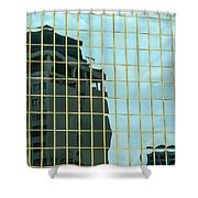 Auckland Reflection Shower Curtain