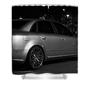 Audi 2 Shower Curtain