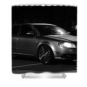 Audi 3 Shower Curtain