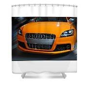 Audi  Tts Shower Curtain