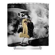 Audrey Hepburn 7 Shower Curtain