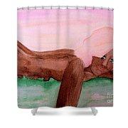 August  Shower Curtain