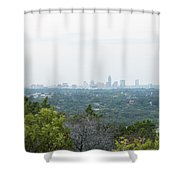 Austin Horizon Shower Curtain