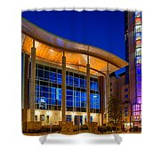 Austin Music Hall Shower Curtain