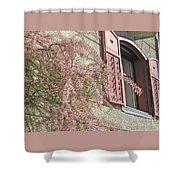 Austrian Spring Shower Curtain