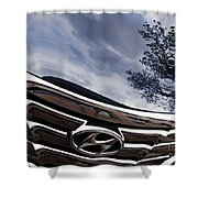 Auto Grill 14 Shower Curtain