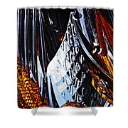 Auto Headlight 48 Shower Curtain
