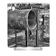 Autoclave Shower Curtain
