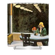 Automat Shower Curtain
