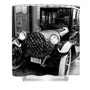 Automobile, 1916 Shower Curtain