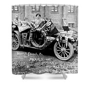 Automobile Buick, C1915 Shower Curtain