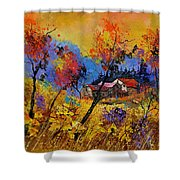 Autumn 884101 Shower Curtain