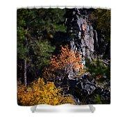 Autumn Colors 2 Shower Curtain