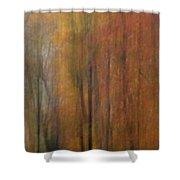 Autumn Colors IIi Shower Curtain