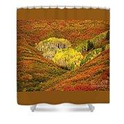 Autumn Crest Shower Curtain