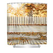 Autumn Day Shower Curtain