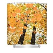 Autumn Days Shower Curtain