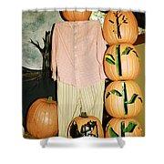 Autumn Decorations Shower Curtain