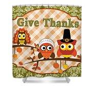 Autumn Gifts-c Shower Curtain