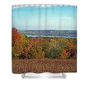 Autumn Glory Shower Curtain