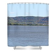 Autumn Haze Shower Curtain